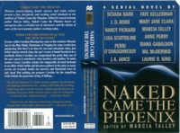 Naked Came the Phoenix paperback covers